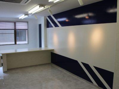 機能性とデザイン性を重視した店舗~西東京市
